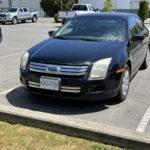 GSA Auto Rentals - Full Size Car - Ford Fusion
